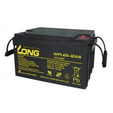 Акумулятор Long 12V 65Ah WPL65-12