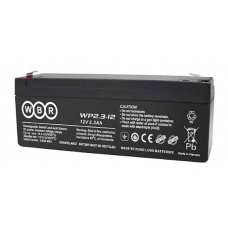 Акумулятор WBR 12V 2.3Ah WP 2.3-12