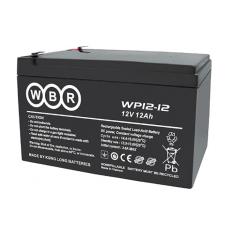 Акумулятор WBR 12V 12Ah WP 12-12